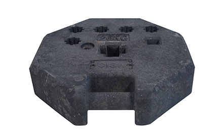 Octagonal Base